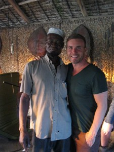 Ayub Ogada & Gary Barlow March 2012