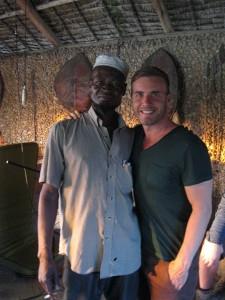 Ayub Ogada & Gary Barlow March 2012